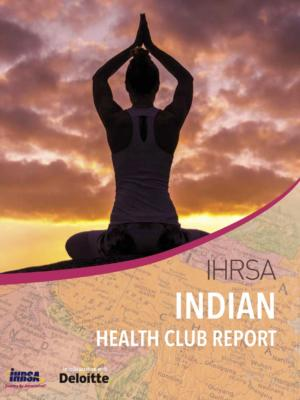Ihrsa Indian Health Club Report Cover