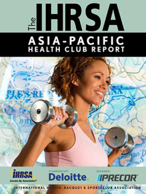 Ihrsa Asia Pacific Health Club Report Cover