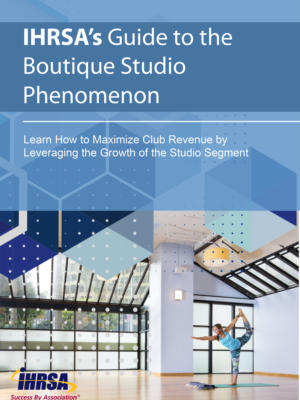 Ihrsa Boutique Studio Phenomenon Guide Cover