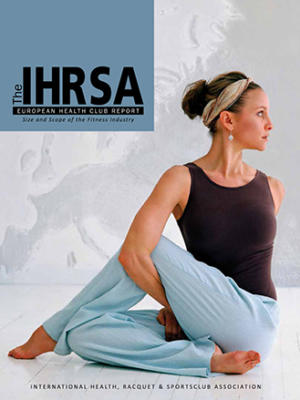 Ihrsa European Health Club Report Cover