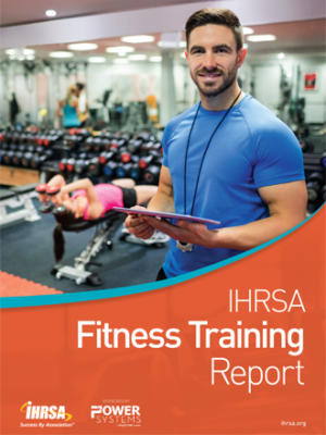 Ihrsa Fitness Training Report 2018