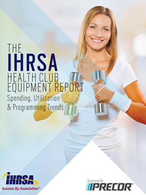 Ihrsa Health Club Equipment Report Cover
