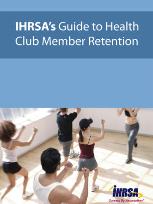Ihrsa Member Retention Guide Cover