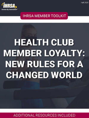 Member Loyalty E book Cover