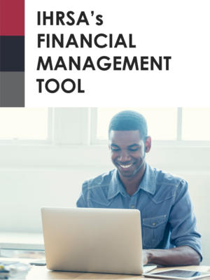 Ihrsa Financial Management Tool