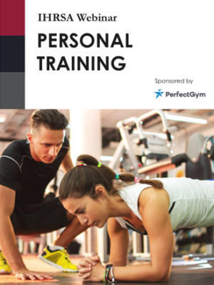 Webinar Personal Training Perfectgym