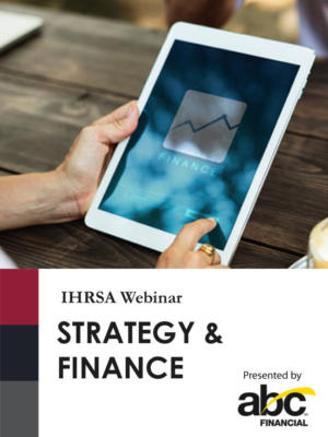 Webinar strategy finance presented abc