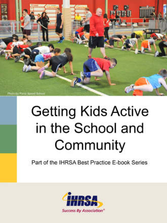 Active Kids Ebook Cover