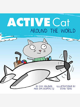 E book Active Cat Cover v2