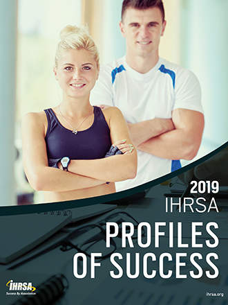 IHRSA Profiles 2019 Cover