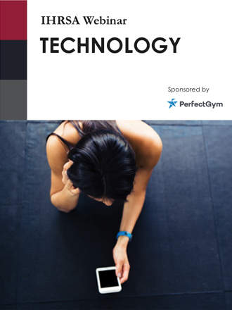 Webinar Technology Perfectgym