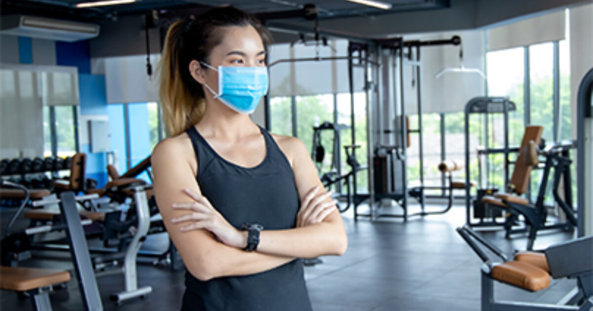 2018 Ihrsa Health Club Consumer Report Cover