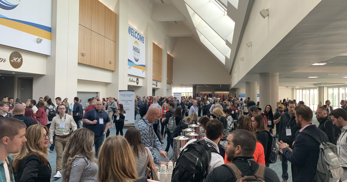ihrsa 2019 day 1 in photos  u0026 videos