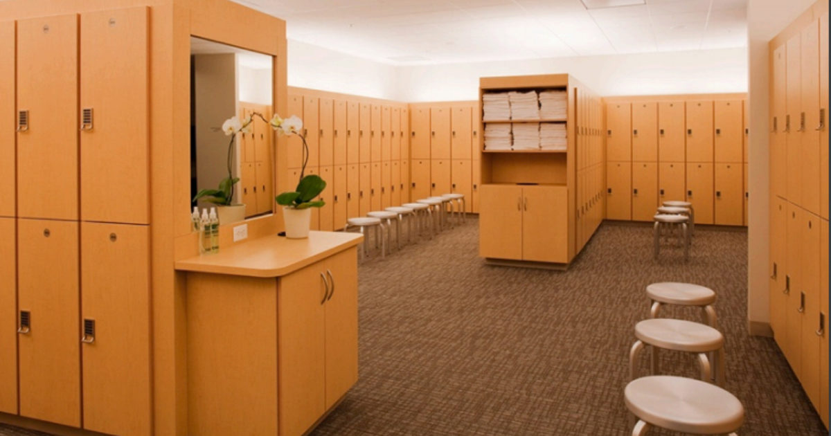 Creating the Perfect Locker Room for Your Health Club publication cover