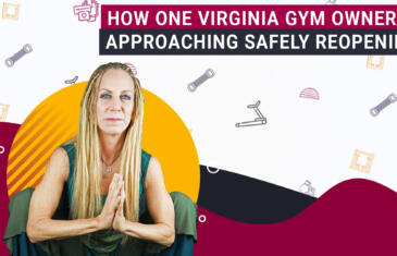 Video Thumbnails How One Virgina Gym Owner is Approaching Safely Reopening