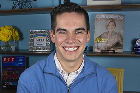 photo of Jake Landry